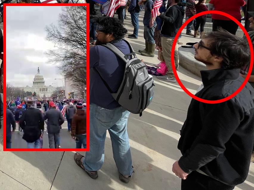 nima cheraghi deznat mormon lds antisemitic racist