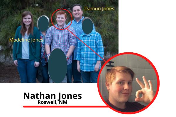 nate jones 4k roswell nm racist deznat mormon elder